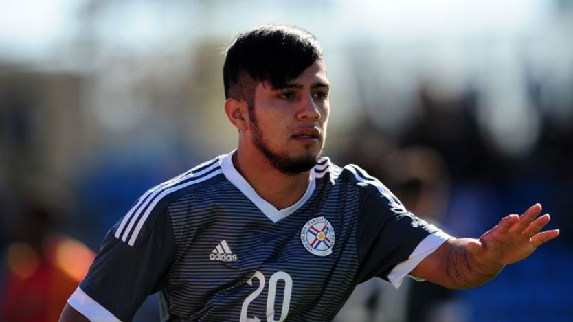 Sergio Diaz starred at this summer's Toulon Tournament for his native Paraguay