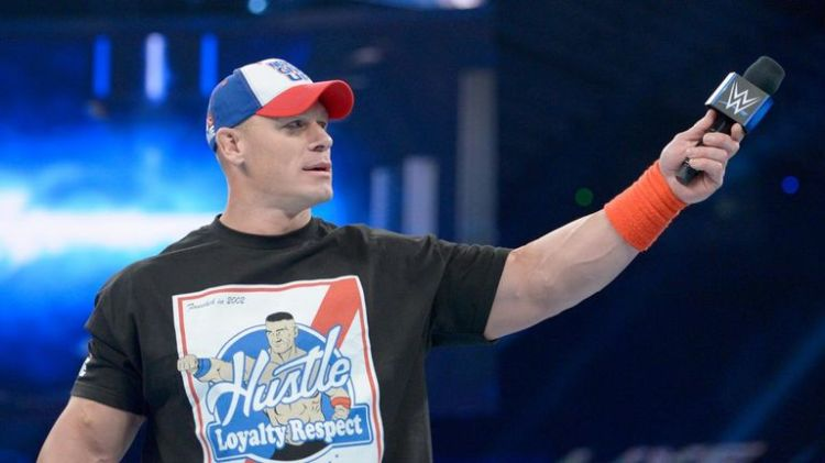 John Cena will feature in this weekend's WrestleMania