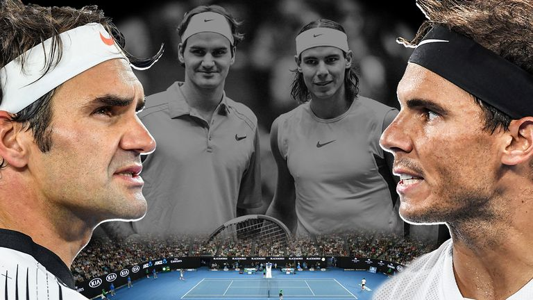Roger or Rafa for world No 1?