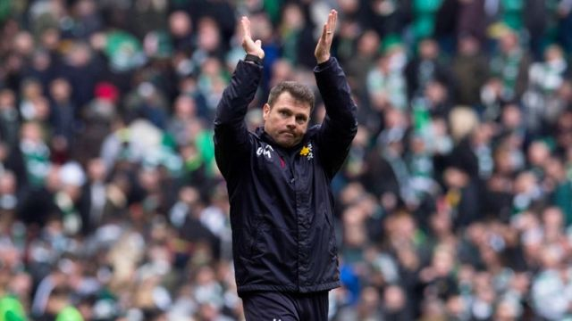 Graeme Murty will take charge of Rangers for the trip to Hearts