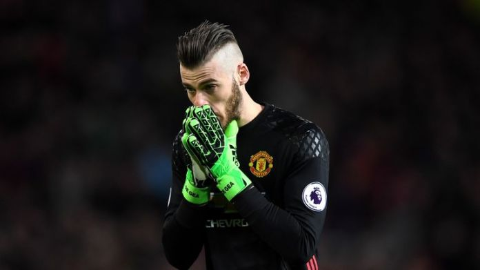 David de Gea is hoped to remain at Manchester United after Champions League qualification was secured