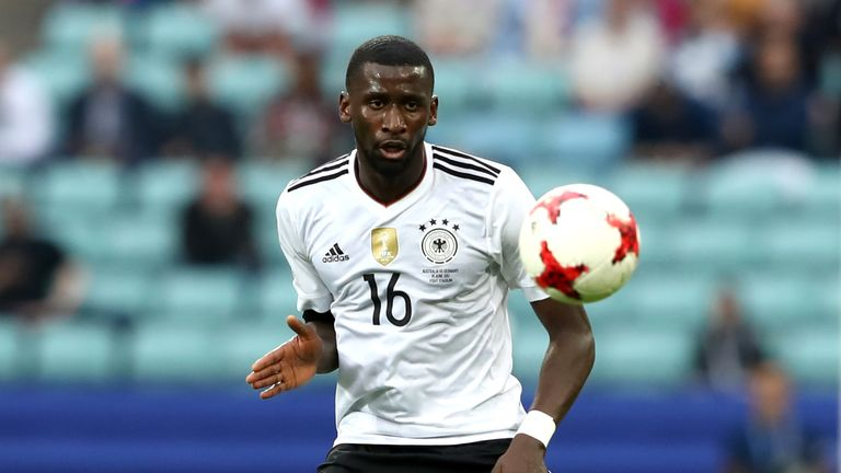 Antonio Rudiger is a Germany international centre-back with 16 caps