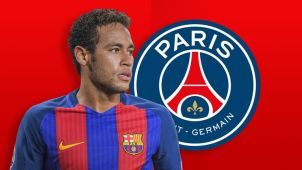 Image result for PSG confirm signing of five-year contract with Neymar