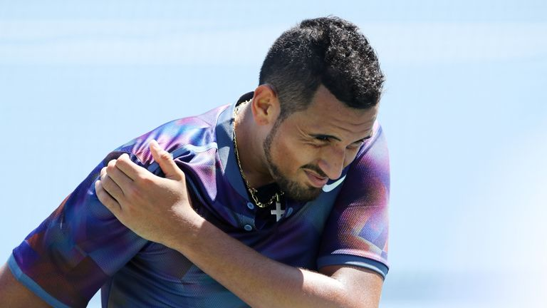 Image result for nick kyrgios us open 2017