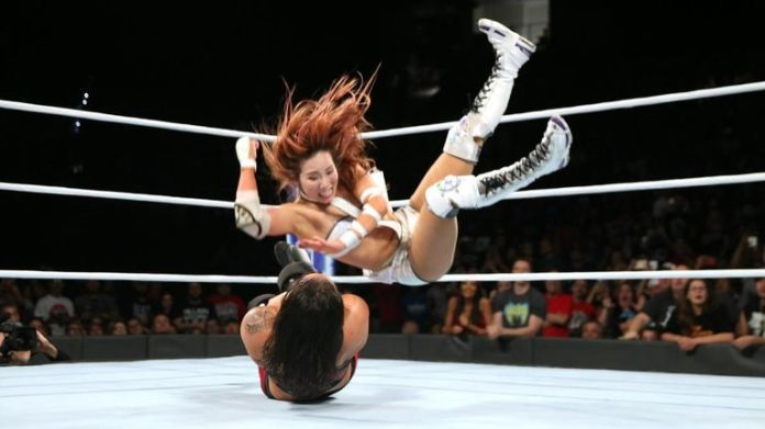 Talents such as Kairi Sane point to a very bright future for WWE