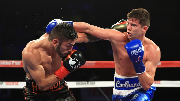 Jorge Linares just edged out Luke Campbell to retain his WBA world title