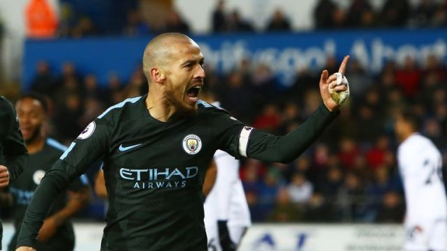 David Silva remains crucial to Manchester City