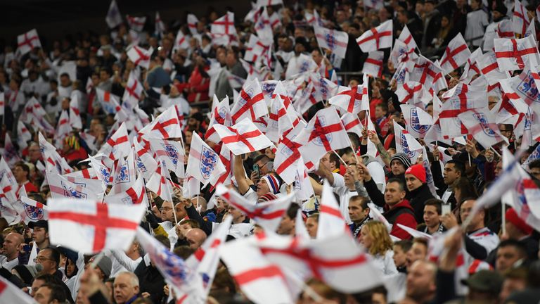 Image result for england football fans