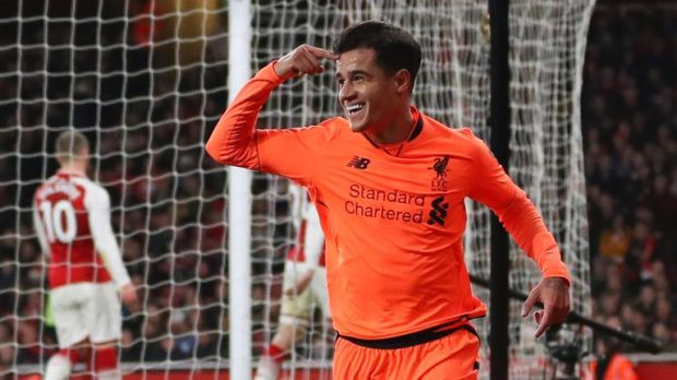 Liverpool stood firm on the Coutinho saga in the summer