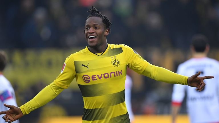 Image result for Michy Batshuayi