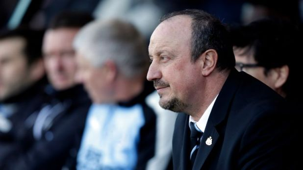 Rafael Benitez says it is not the right time to discuss his future