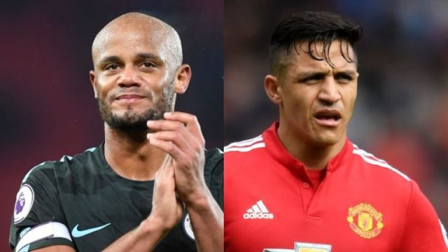 Manchester City could seal their third Premier League trophy when facing rivals Manchester United on April 7