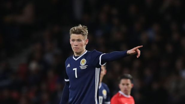 Scott McTominay is out with injury