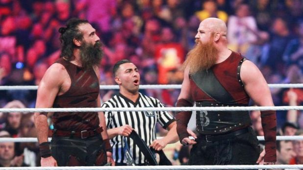 Bludgeon Brother Luke Harper was on the wrong end of a singles loss this week