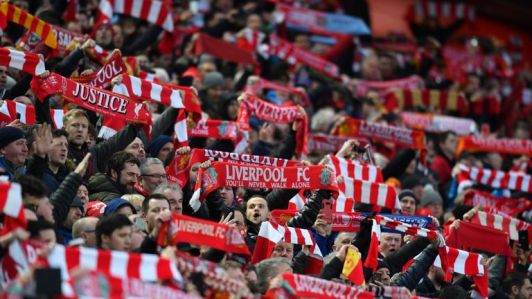 Liverpool fans are noisiest in Premier League, says fan poll | Football  News | Sky Sports
