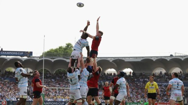 Munster fell short at the semi-final stage last season with a loss at the hands of Racing 92