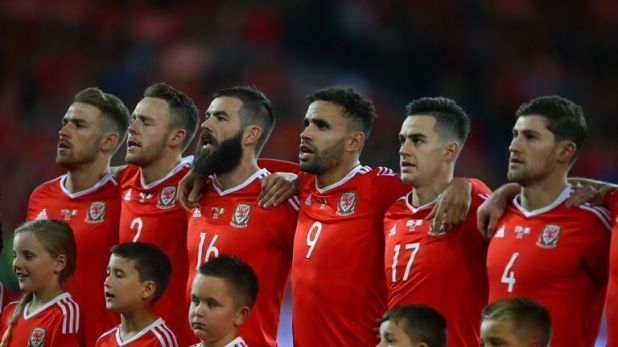 Wales face Denmark in Cardiff on Friday