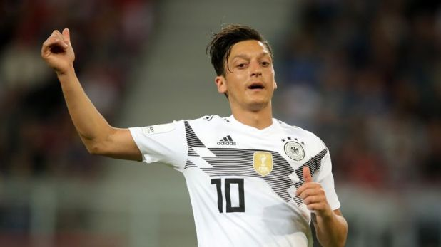 Germany were knocked out of the World Cup in the group stages