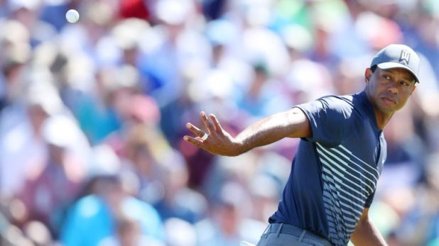Tiger Woods is making his first US Open appearance since 2015