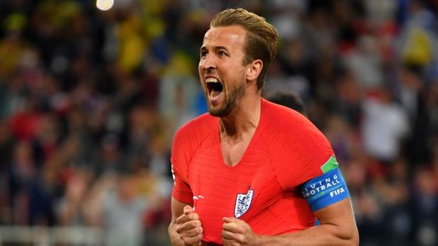 Kane is still waiting to receive his Golden Boot award
