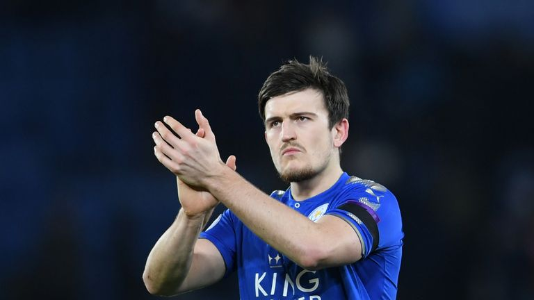 Could Harry Maguire be on his way to Manchester United?