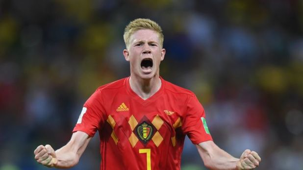 Kevin De Bruyne is available for Manchester City's Premier League opener