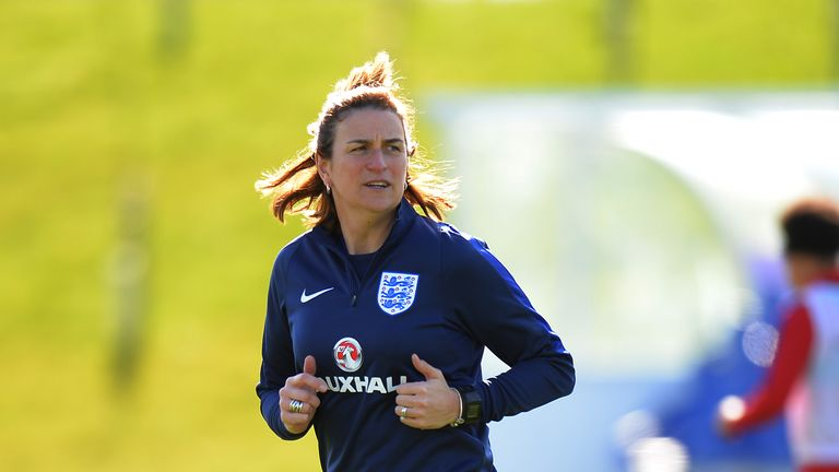 Former England international Marieanne Spacey-Cale will oversee women's football at Southampton