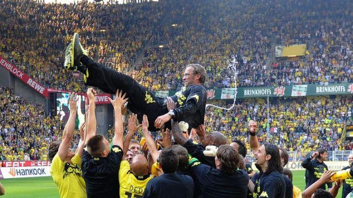 Jurgen Klopp hat mit Borussia Dortmund in Deutschland bereits Meistertitel gewonnen