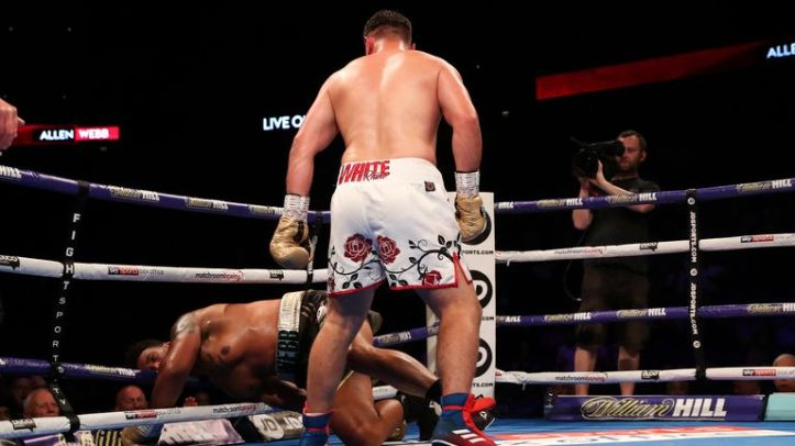 Probably the greatest night as a boxing fan, Dave Allen finally gets his first big win   Galahad vs Dickens