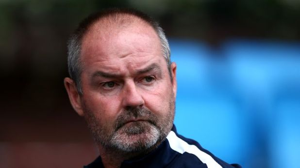 Brendan Rodgers is full of praise for the job Steve Clarke is doing at Rugby Park