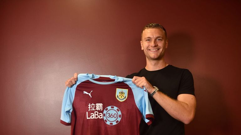 Image result for ben gibson burnley