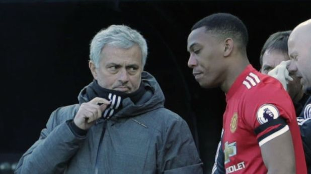Is Mourinho now finally getting the best out of Anthony Martial?