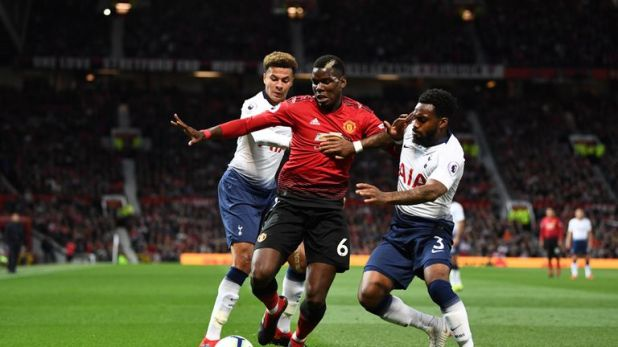 Do Paul Pogba (centre), Danny Rose and Dele Alli make the final XI?