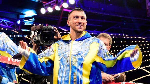 Crolla will be mandatory for Lomachenko should h eovercome Yordan