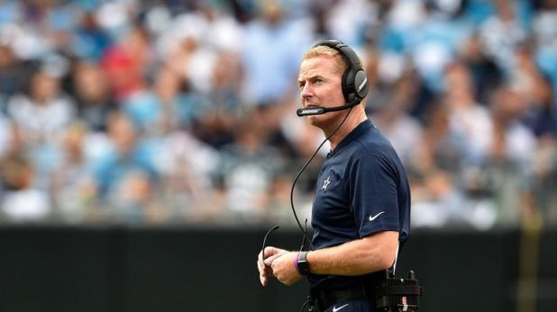Cowboys head coach Jason Garrett is under intense pressure to perform this season