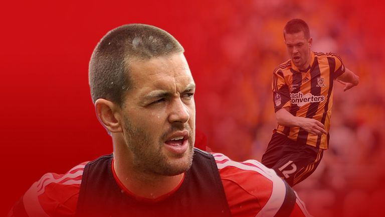 Matty Fryatt is now coaching at Walsall after having to retire through injury
