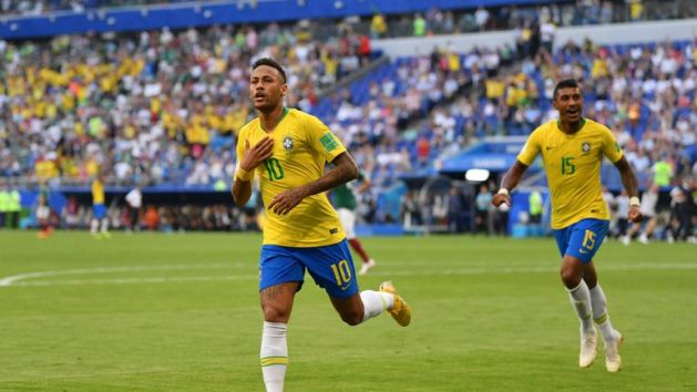 Neymar named permanent Brazil captain by coach Tite   Football News     Neymar has been revealed as the new Brazil skipper