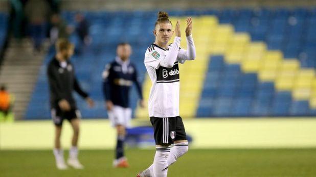 Fulham's Slavisa Jokanovic urged 15-year-old Harvey Elliott to seize his opportunity