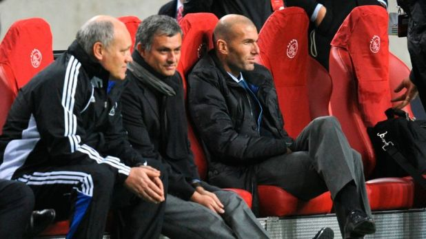 Jose Mourinho has elected not to sign for a club as he waits to see what happens with Zinedine Zidane at Real