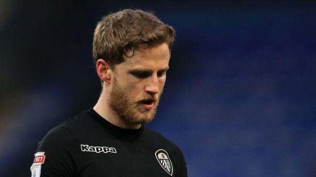 Eunan O'Kane suffered a fractured tibia and fibula playing for Luton on Saturday