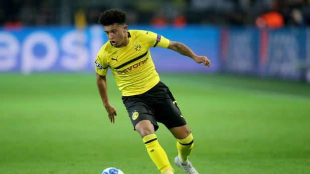 Jadon Sancho is not the only Englishman plying his trade abroad