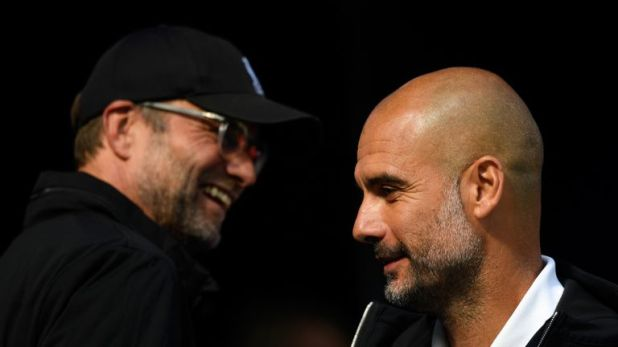 Jurgen Klopp says Manchester City's desire to retain the Premier League title is 'special'