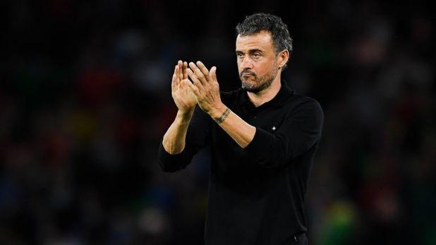 Luis Enrique's Spain were beaten 3-2 by England in Seville