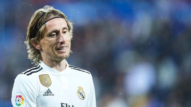 Luka Modric is reportedly 'sad' at Real Madrid