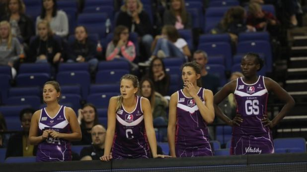 Loughborough Lightning won the title last year. Players can swap with any player on their bench at any time during the twelve-minute matches