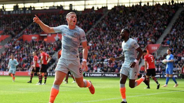 Barkley has impressed for Chelsea this season