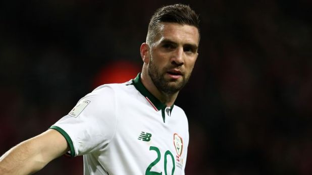 Shane Duffy is an injury doubt