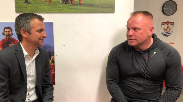 Andy Morrison tells Johnny Phillips the story of Manchester City's amazing 1998/99 season.