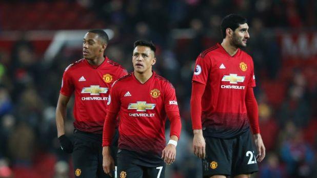 Mourinho was unable to galvanize his squad