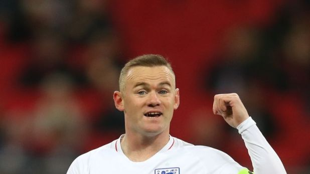 Wayne Rooney won his 120th England cap off the bench against the USA